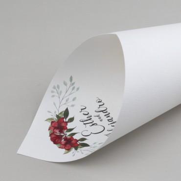 cono de papel para arroz. cono para palomitas. cono para mesas dulces. cono para bodas modelo borgona
