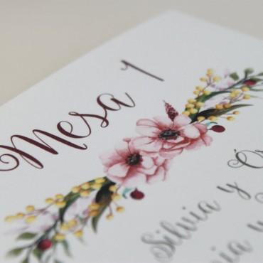 detalle Cartel seating plan para bodas. Encuentra tu sitio bodas. cartel de boda verona