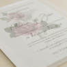 detalle invitacion de boda con veladura de papel vegetal. invitacion de papel vegetal. invitacion de boda Estambull III