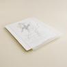 Veladura de papel vegetal para la invitación de boda de la Colección Ámsterdam