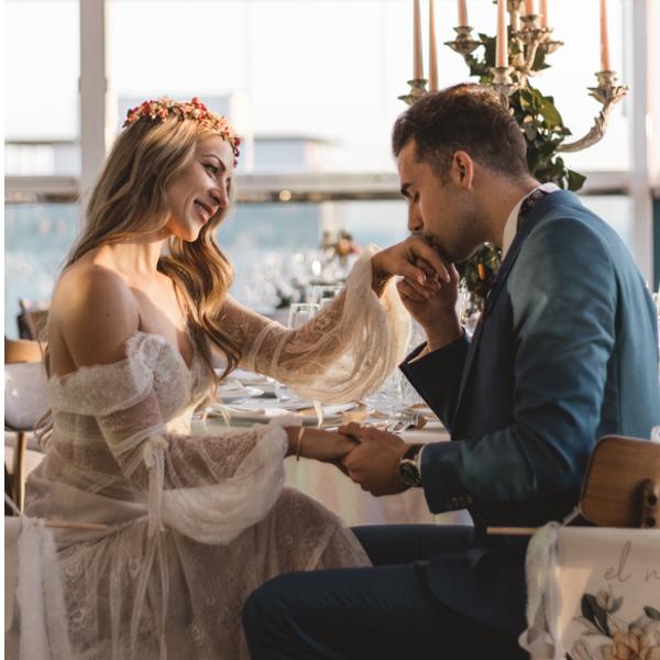 Invitaciones de boda acorde al estilo de tu boda